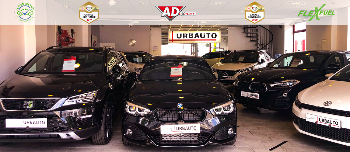 showroom URBAUTO